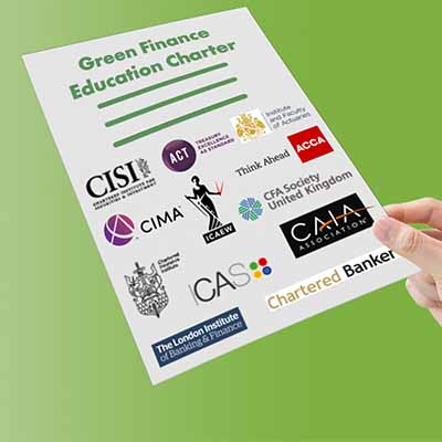 Green finance education charter