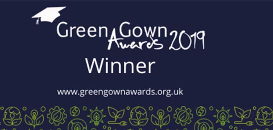 Green Gown Award Winner 2019