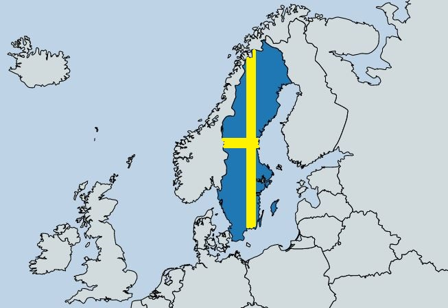 Map-of-Sweden