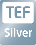 RS-TEF Silver logo