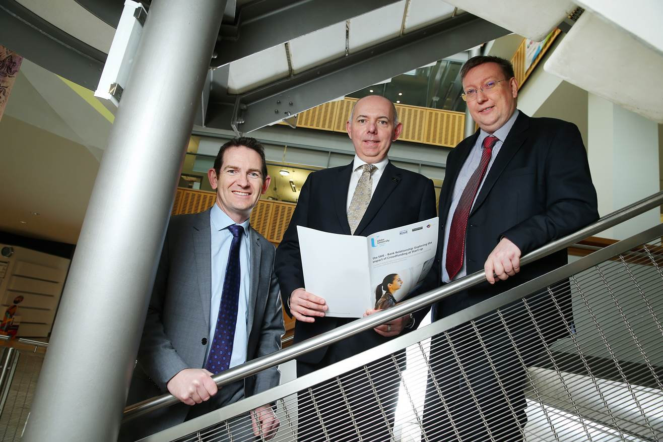 Professor Mark Durkin, Dr Darryl Cummins  & Dr Anthony Gandy