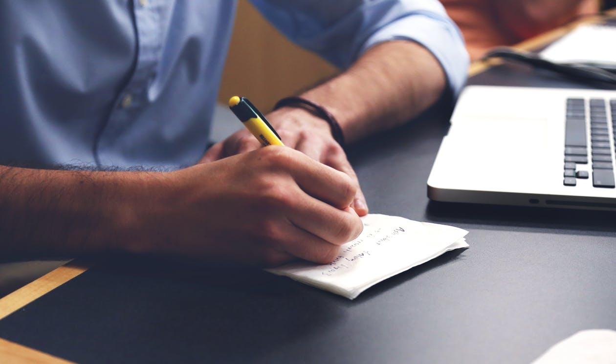 writing learning