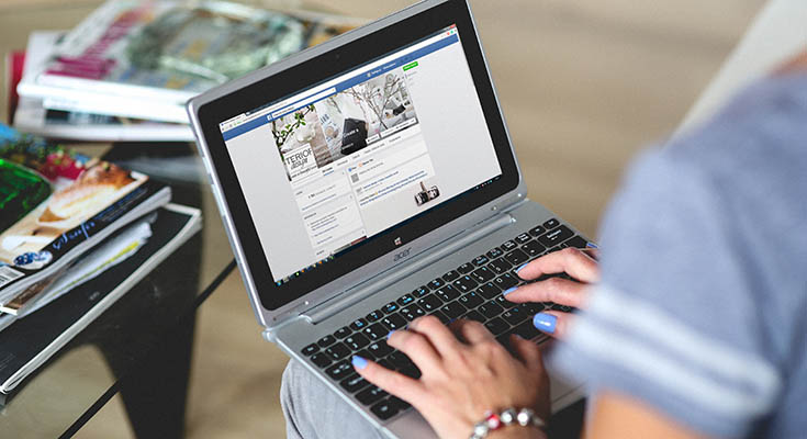 Lenders may be able to assess your facebook as part of their approval process