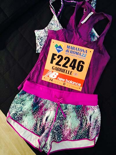 running kit and number - compressed