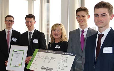BBA Student Investor Challenge 2018 Winners