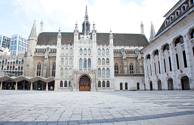 Guildhall-London