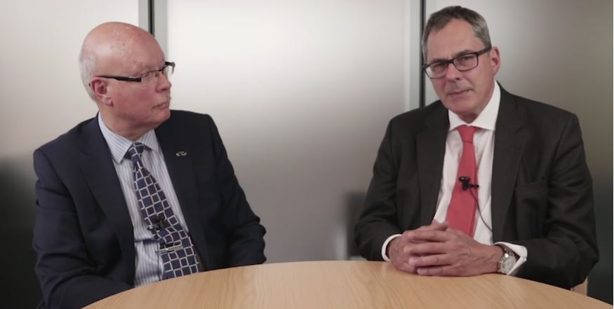 Alex Fraser and David Morrish discuss trade finance
