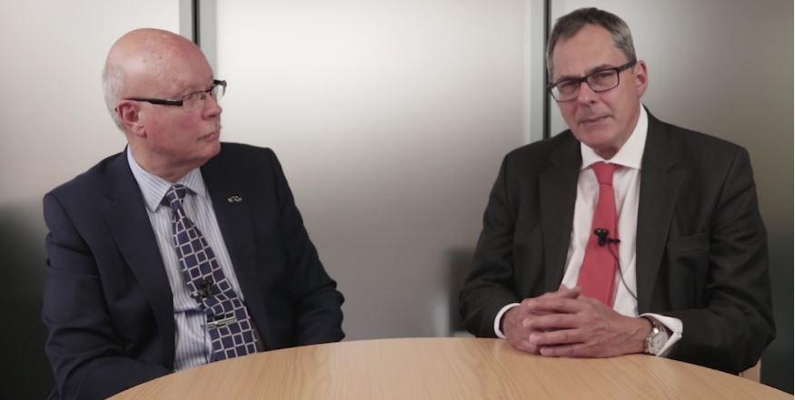 Alex Fraser and David Morrish discuss trade finance